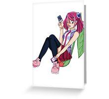 Yuzu Hiragi - Textless Greeting Card