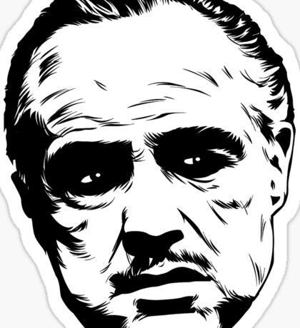 il Padrino Sticker