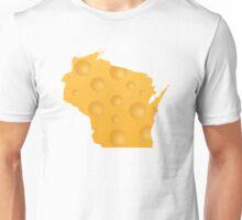 Wisconsin Aged Cheddar Unisex T-Shirt