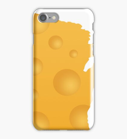 Wisconsin Aged Cheddar iPhone Case/Skin