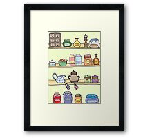Secret Recipe Framed Print