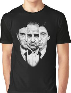 Trilogy - Godfather Graphic T-Shirt