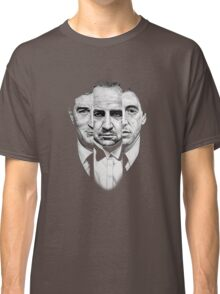 Trilogy - Godfather Classic T-Shirt