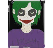Lil' Joker iPad Case/Skin