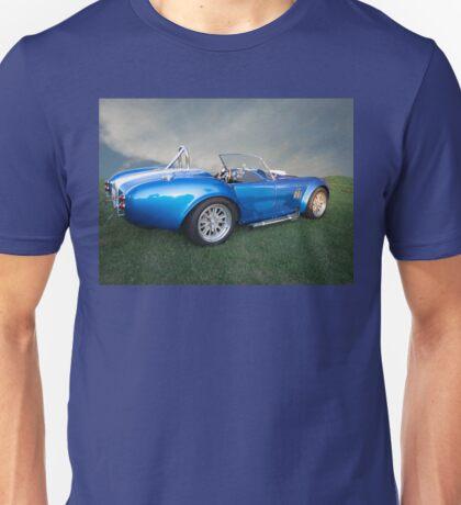 Cobra Blue Unisex T-Shirt