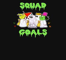 Squad Goals in Green Unisex T-Shirt