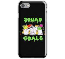 Squad Goals in Green iPhone Case/Skin