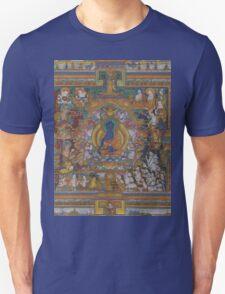 The Medicine Buddha Unisex T-Shirt