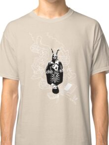 Donnie Darko (Black Background) Classic T-Shirt