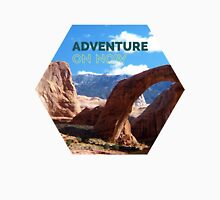 ADVENTURE ON, a call to explore Unisex T-Shirt