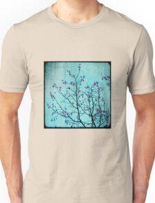 pink berries Unisex T-Shirt