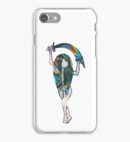 Sword dancer  iPhone Case/Skin