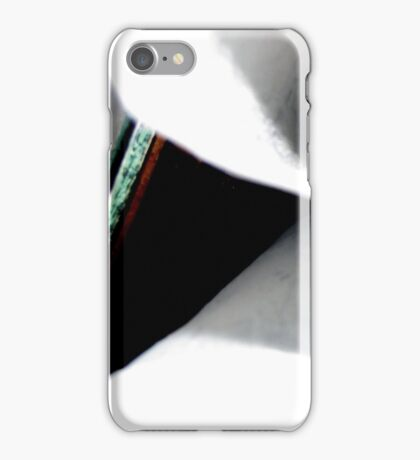 PERHAPS A GHOST iPhone Case/Skin