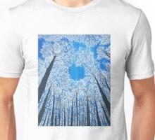 Snow Blossoms  Unisex T-Shirt