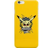 Thunder Pokemon iPhone Case/Skin