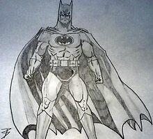 Batman by kashmirecho