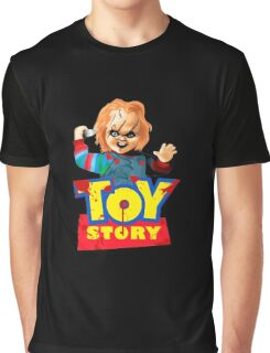 Chucky - A Toy Story (Parody) Graphic T-Shirt