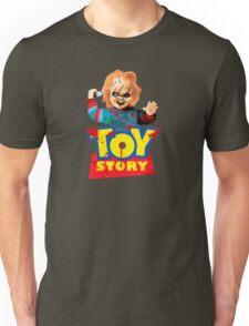 Chucky - A Toy Story (Parody) Unisex T-Shirt