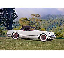 1953 Chevrolet Corvette Roadster Photographic Print
