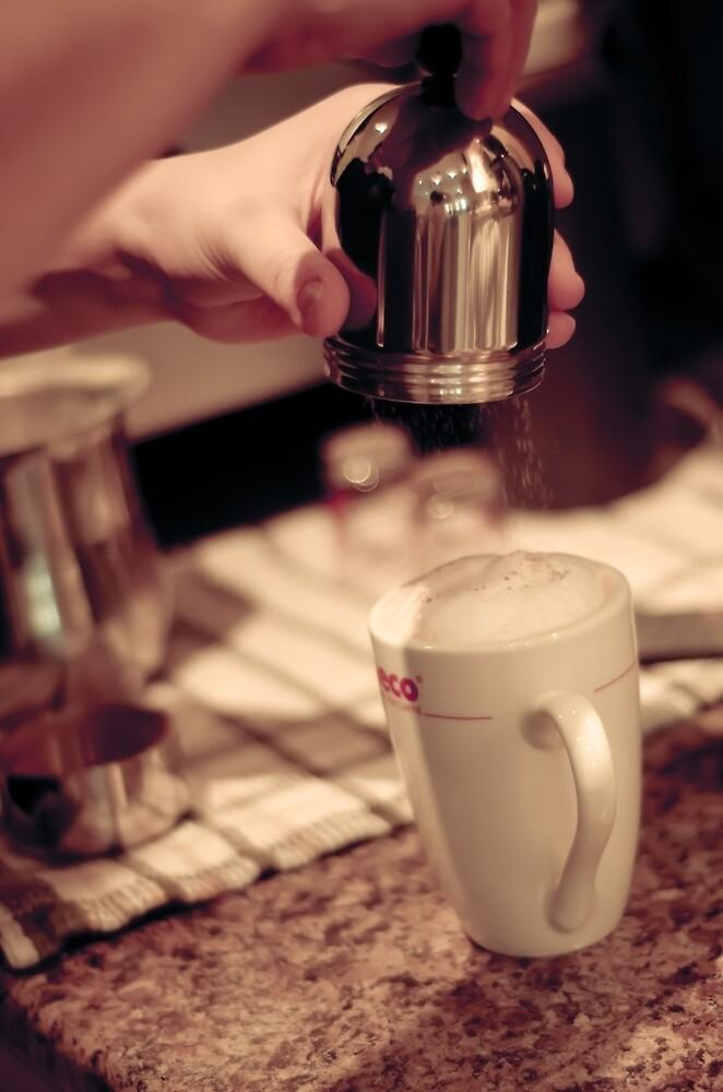 Coffee Break by Johanne Brunet