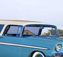 1956 Chevrolet Bel Air Nomad Wagon Sticker