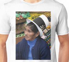 White Top Hat Unisex T-Shirt