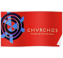 Chvrches Poster