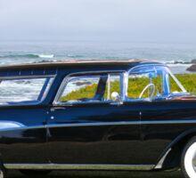 1957 Chevrolet Bel Air Nomad Wagon Sticker