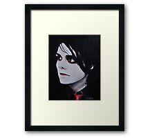 Revenge Era Gerard Way Framed Print