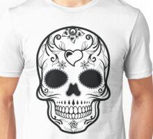Skull Black  Unisex T-Shirt