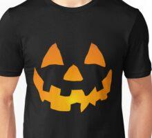 Happy Jack-o-Lantern Unisex T-Shirt