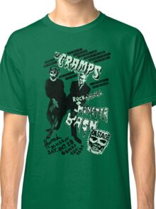 The Cramps - Concert Poster Classic T-Shirt