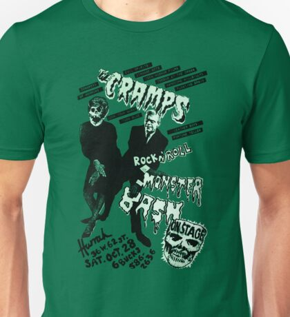 The Cramps - Concert Poster Unisex T-Shirt