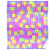 Pretty Pixel Poster