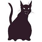 Cat wrath by SmokingSheep