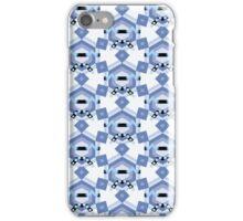 Hexafrozen Pattern (Cryogonal) iPhone Case/Skin