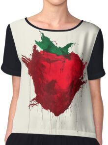 Strawberry from Across the universe Chiffon Top
