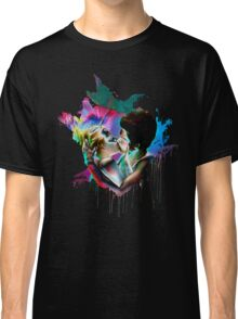 Across the Universe - Strawberry Kiss Classic T-Shirt