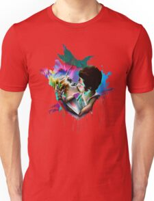 Across the Universe - Strawberry Kiss Unisex T-Shirt