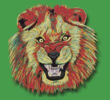 Lion / Löwe version 2 One Piece - Short Sleeve