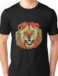 Lion / Löwe version 2 Unisex T-Shirt