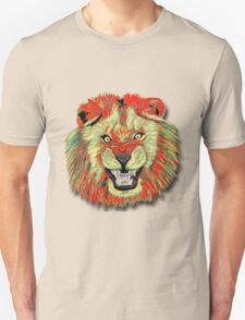 Lion / Löwe version 2 Unisex T-Shirt