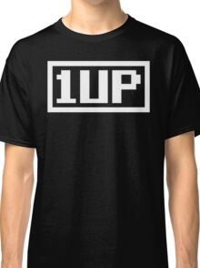 1 Up Funny Video Game 12 Classic T-Shirt