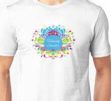 Helping Guests | German Refugee Project Unisex T-Shirt