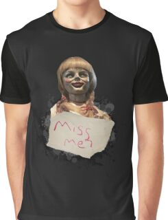 Annabelle the Doll Graphic T-Shirt