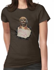 Annabelle the Doll Womens Fitted T-Shirt