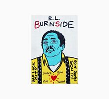 R.L. Burnside Blues Folk Art Unisex T-Shirt