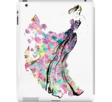 Colours in Motion iPad Case/Skin