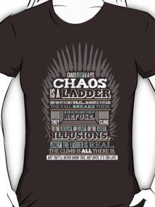 Chaos is a Ladder T-Shirt