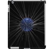 Laser Beam Lights iPad Case/Skin